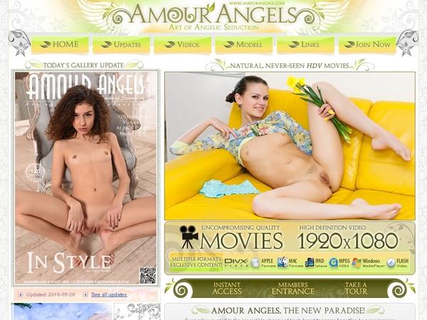 Amourangels.com User Name Password