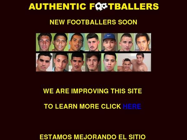 Authenticfootballers.com Free Acount