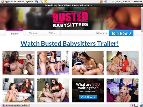 Bustedbabysitters Wiki