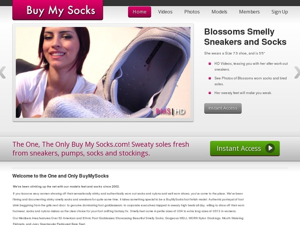 Buymysocks Paypal Discount