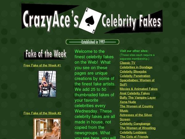 Crazyacefakes.com Free Premium