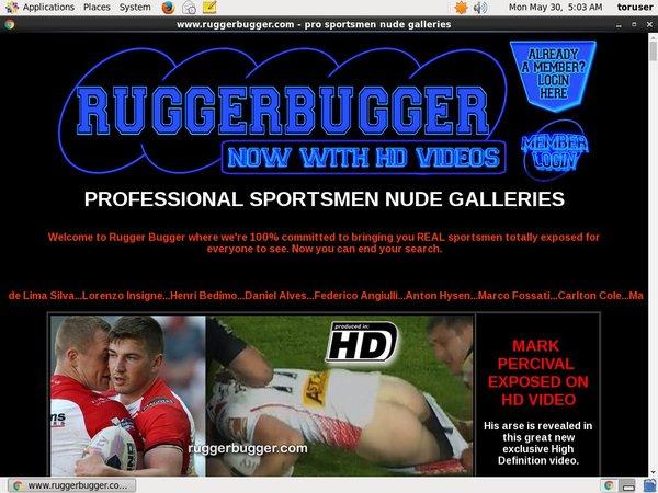 Create Ruggerbugger Account