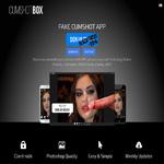 Cumshotbox.com Sign Up Form