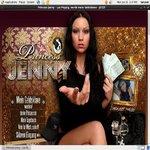 Free Pass Princess Jenny