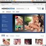 Homoactive Toys Free Passes