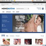 Homoactive.com Gay Dvd Shop