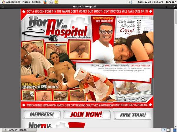 Horny In Hospital Promo Code