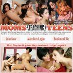 Moms Teaching Teens Mobile Paiement
