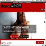 Monica Mendez Member Sign Up
