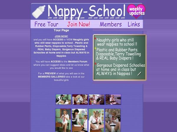 Nappy School Epochstats