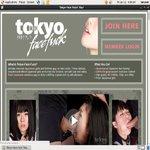 Password For Tokyo Face Fuck