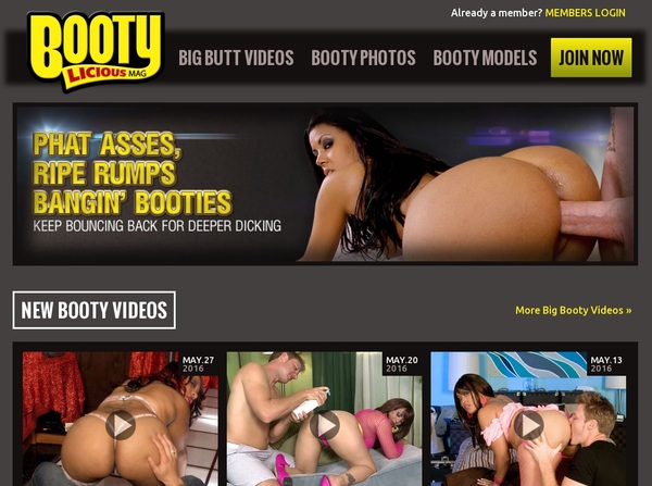 Register For Bootyliciousmag