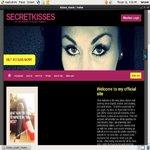 Secretkisses.modelcentro.com Sites