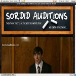 Sordid Auditions V2 Passes