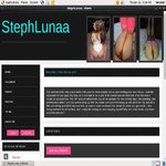 Steph Lunaa Images