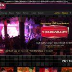 Stock Bar Web Billing