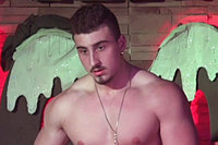 Stock Bar gay live show 62982