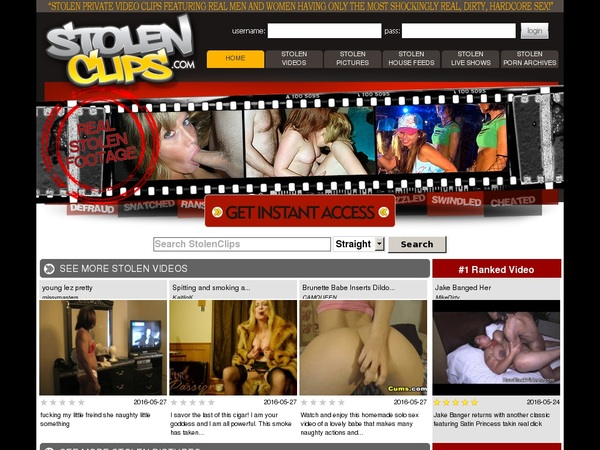Stolenclips Movies