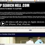 Strip Search Hell New