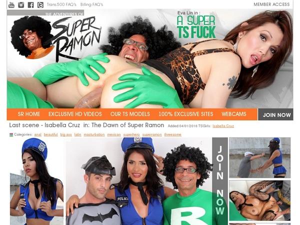 Superramon.com Free Username