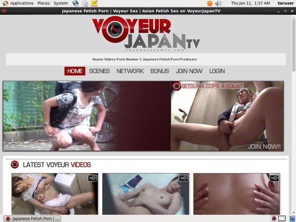 Voyeurjapantv.com Premium Password