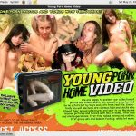 Young Porn Home Video Credits
