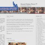 Good Dyke Porn Members