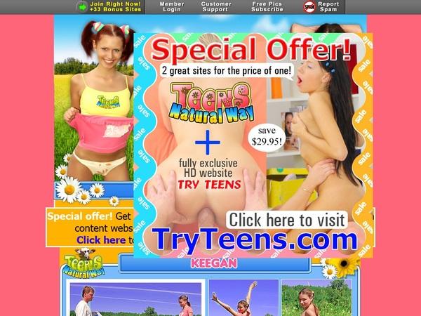 Teensnaturalway Free Memberships