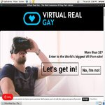 Virtual Real Gay Updates