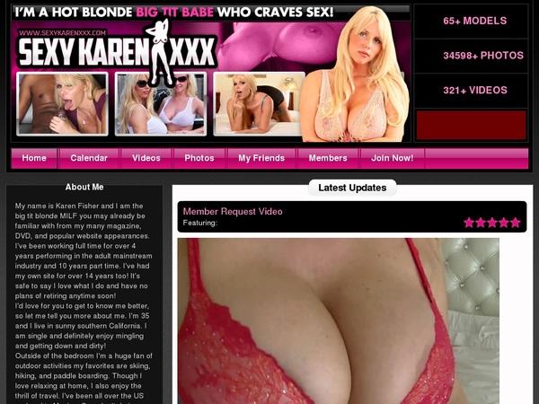 Karen Fisher Free Movies