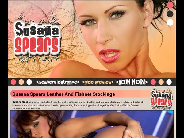 Susanaspears.net Full Website