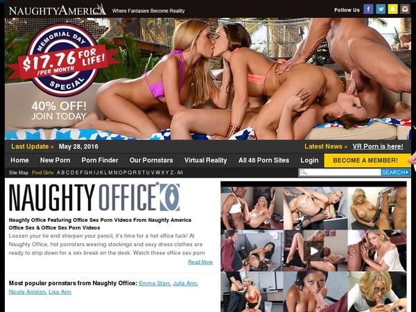 Naughty Office Free Scene