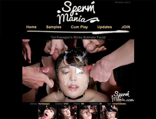 Spermmania.com Real Passwords