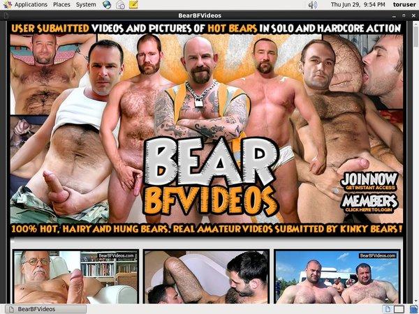 Bear BF Videos Site Passwords