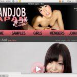 Porno Handjob Japan