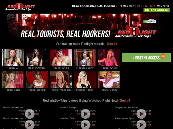 Free Accounts On Redlightsextrips.com