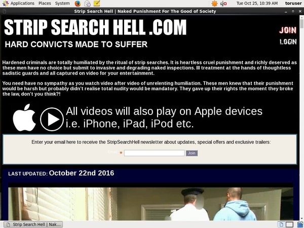 Strip Search Hell Free Password