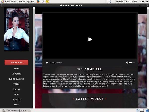 TheCountess Site Rip