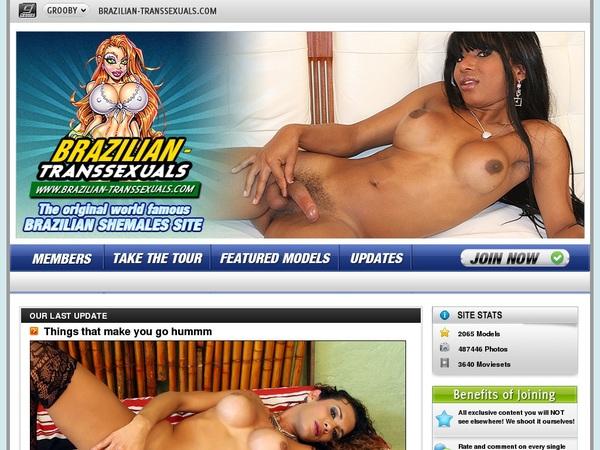 Accounts Free Braziliantranssexuals