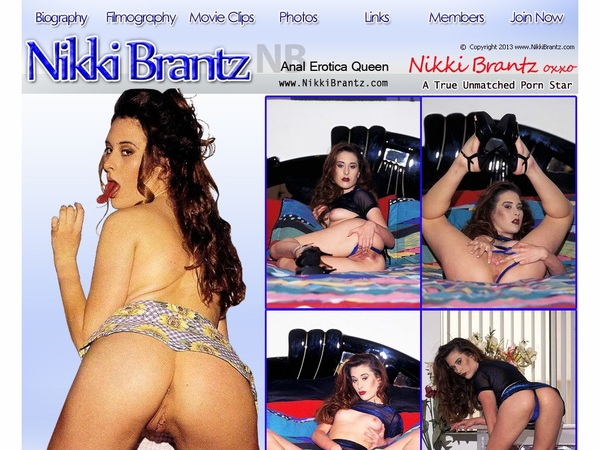 Nikki Brantz Sign In