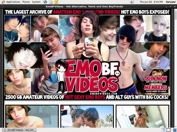 Bypass Emo BF Videos